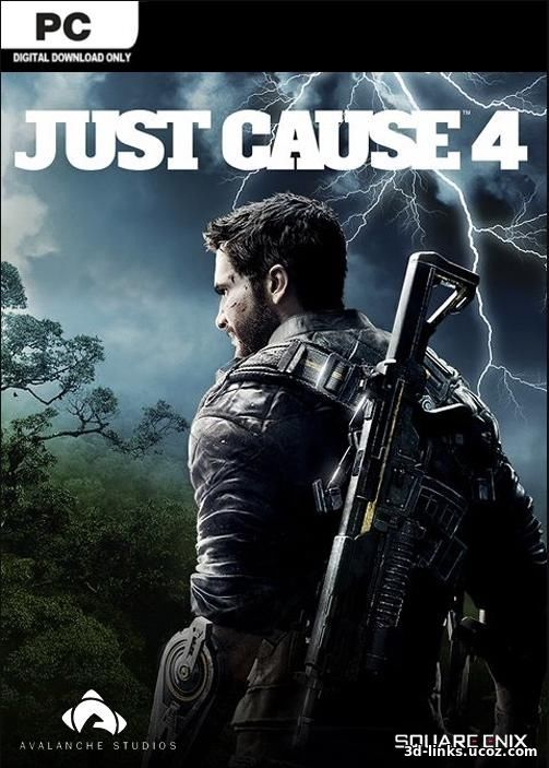 Just Cause 4 Day One Edition + 5 DLC