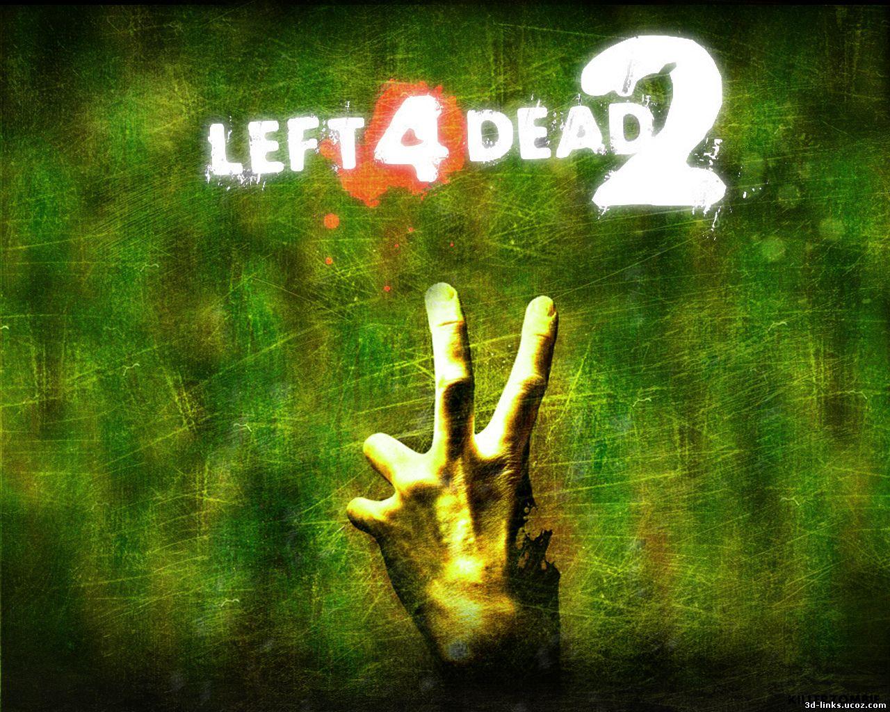 left 4 dead 2 server